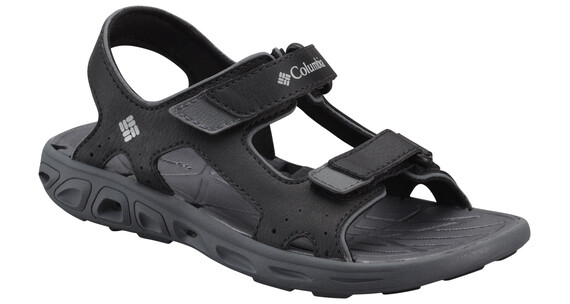 Columbia Techsun Vent Shoes Youth Black, Columbia Grey